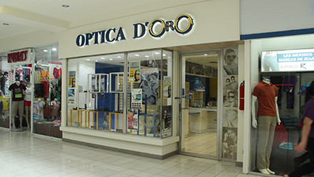Metrocentro ss opticaoro