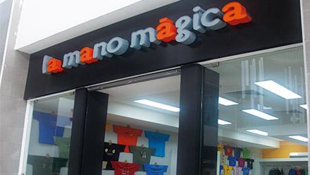 Metrocentro nicaragua mano magica