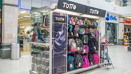 Metrocentro nicaragua totto kiosco