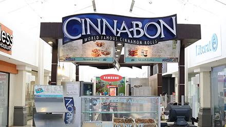 Metrocentro nicaragua kiosco cinnabon