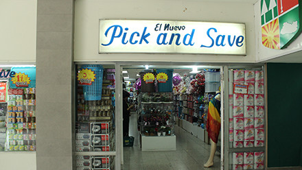 Metrocentro ss pickandsave