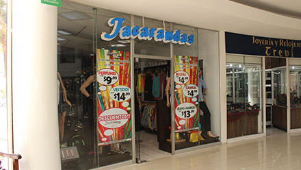 Metrocentro ss jacarandas