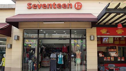 Metrocentro ss seventeen