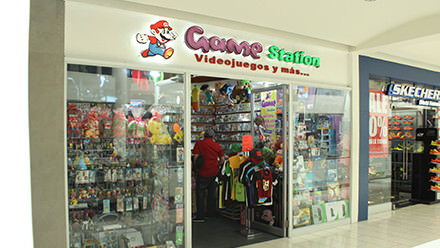 Metrocentro ss gamestation