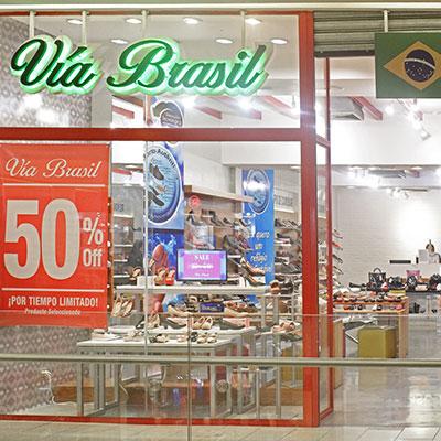 Via brasil metrocentro octava etapa