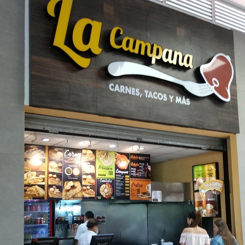 Lacampana